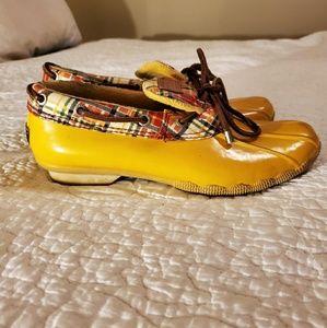 Sperry  Top-Sider Waterproof Rubber Short Boot
